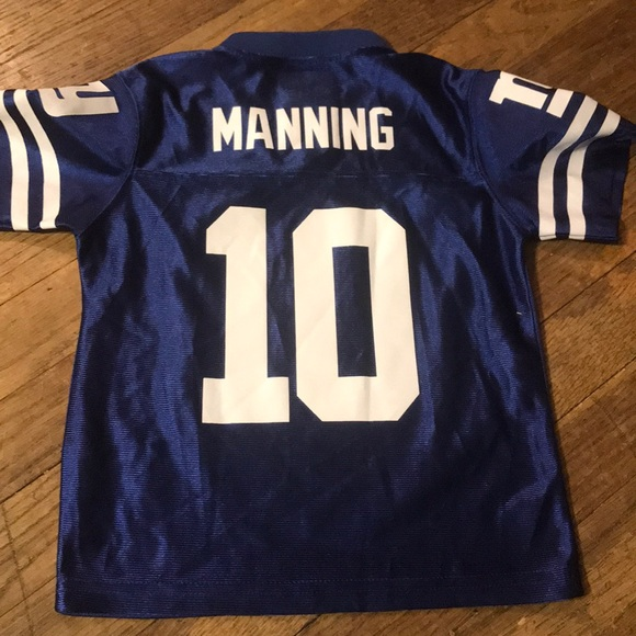 b48ce607 NY Giants toddler 3T Manning Jersey